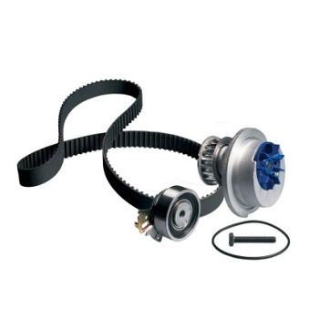 Замена ремня ГРМ (16-ми клапанный двиг.) бензин