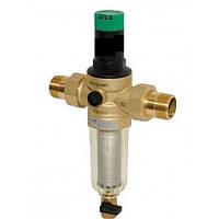 ECO 760BR фильтр самопромывной 1/2 c редуктором давления горячая вода