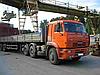 Аренда Длинномера КАМАЗ 20 тонн