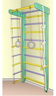 Спортивный уголок «ДРАКОША» с веревочным набором (стандартный комплект)