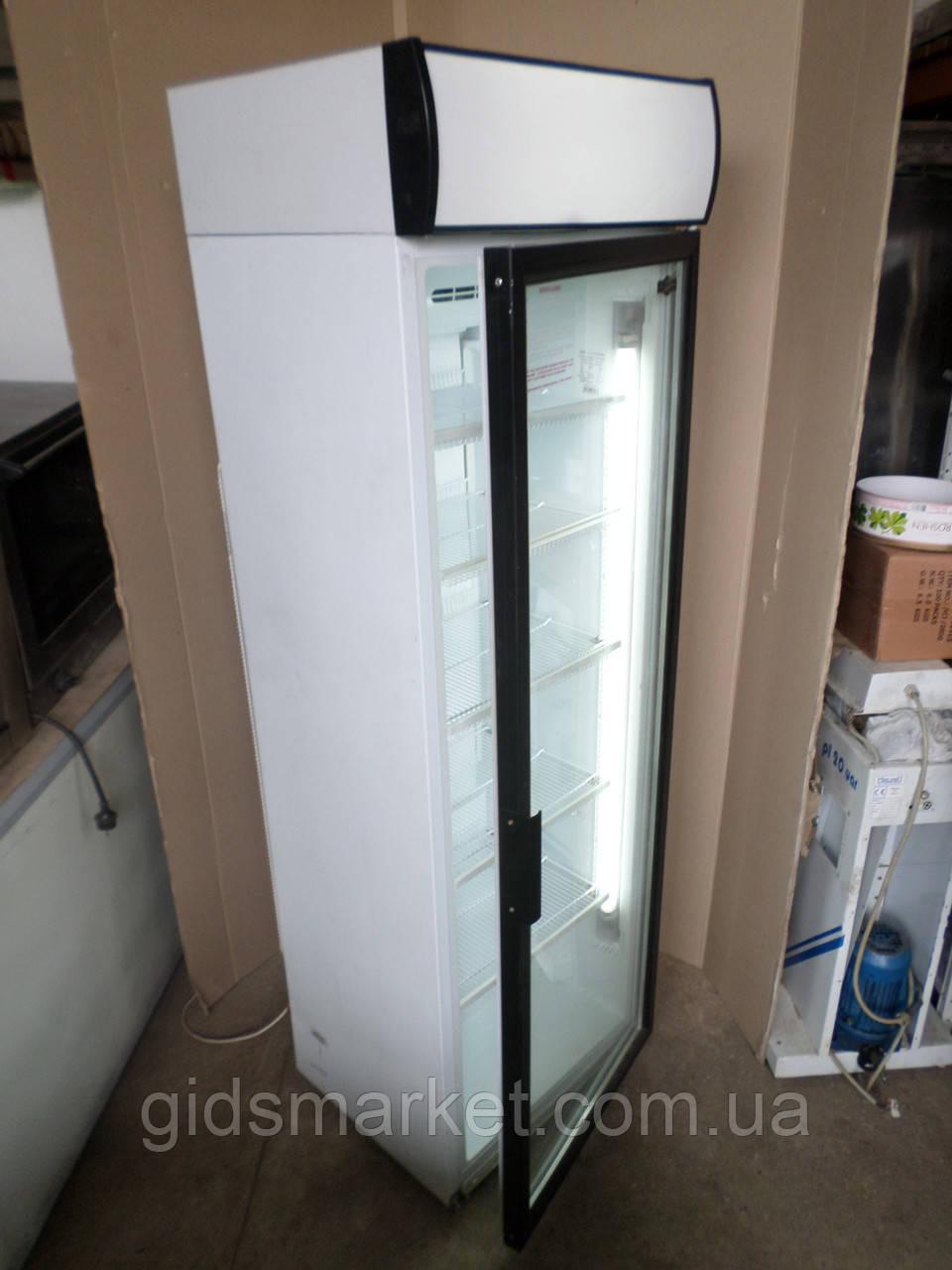 Шкаф холодильный однодверный Интер бу, холодильник однодверный б/у