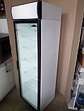 Шкаф холодильный однодверный Интер бу, холодильник однодверный б/у, фото 4