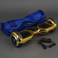Гироскутер А 3-9 / 772-А3-9 Classic (1) колёса диаметром 6,5 дюймов, Bluetooth, СВЕТ, в сумке