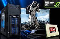 Игровой ПК ZEVS PC A800U 6 Ядер! FX6100 + GTX 750TI 2GB + Игры