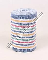 Ткань для полотенец на синей основе (50м)