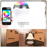 Умная лампа Smart Color ful Buld Music 1