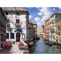 Картина для рисования 40 х 50  Венецианский канал, Худ-к Sung Sam Park , фото 1