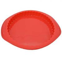 Krauff Силиконовая форма для выпечки круглая 30,7х27х3,5 см .26-184-023