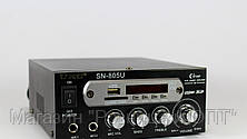 Портативный усилитель звука UKC SN 805 U!Акция, фото 2