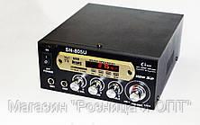 Портативный усилитель звука UKC SN 805 U!Акция, фото 3