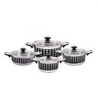 Набор посуды Meister 8 предметов Krauff 26-158-031