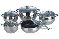 Набор посуды Monaco 10 предметов Krauff 26-157-023
