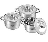 Набор посуды Strich 6 предметов Krauff 26-242-005