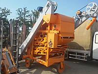 ОВС- 25 зерноочесная машина