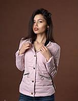 Курточка демисезонная молодежная на кнопках