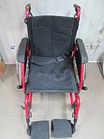Компактная инвалидная коляска   ширина сидения 45.5 см Meyra б/у Германия