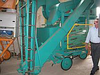 ОВУ 25,зерноочесная машина