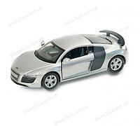 Металлическая машинка AUDI R8 GT серии Автопром