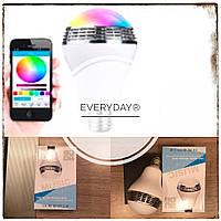 Умная лампа Smart Color ful Buld Music 2