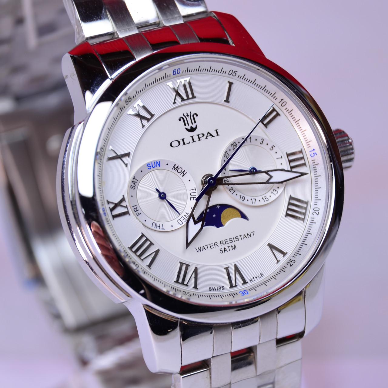 Мужские наручные часы OLIPAI JT6001 стекло сапфир