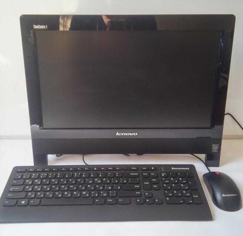 """Распродажа !!! Моноблок 18.5"""" Lenovo ThinkCentre Edge 62z / 1366х768 HD / i5 ( 4 ядра, 4 потока )/ 8GB DDR3, фото 1"""