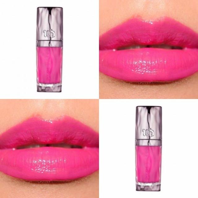 Блеск для губ Urban Decay Revolution High-Color Lipgloss Savage