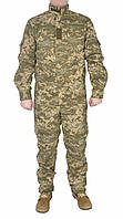 Прочный качественный камуфляжный костюм пиксель ЗСУ