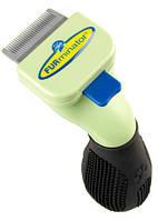 Фурминатор FURminator Short Hair Toy Dog для кортокошерстных мини-собак и кошек - 3 см
