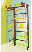 Спортивний куточок «БДЖІЛКА» з мотузковим набором (стандартний комплект)
