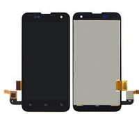 Дисплей (LCD) Xiaomi Mi2/ Mi2S with touch screen black