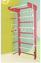 Спортивний куточок «ФЛАМІНГО» з мотузковим набором (стандартний комплект)