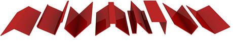 Доборные элементы для кровли и фасада (гибочные изделия)
