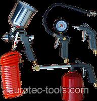 Набор пневмоинструмента компрессорного Eurotec AT 113