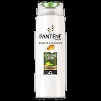 Шампунь для волос и бальзам-ополаскиватель Pantene Слияние с природой Укрепление и Блеск 250 мл
