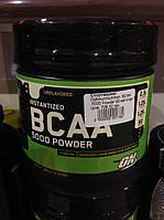 Аминокислота OptimumNutrition BCAA 5000 Powder 60 serv 380 gram