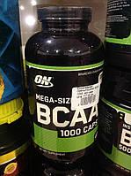 Аминокислота Optimum Nutrition BCAA 1000 400 caps