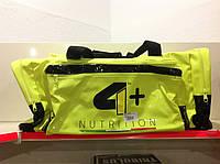 Сумка 4+ Nutrition зеленая