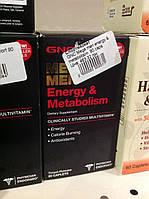 GNC Mega men energy & metabolisim (Мега мен енерджи & метаболизм) 90 caps