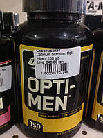 Витамины Optimum Nutrition  Opti-Men  150 tab