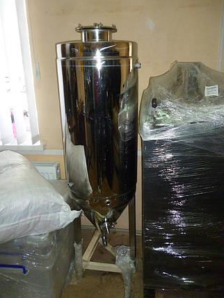 Цкт 100 литров + с рубашкой охлаждения., фото 2