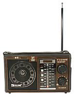 Радиоприемник  GOLON RX-306 UR, портативное радио, usb, mp3,  sd карты