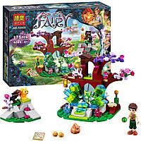Конструктор аналог LEGO Elves 41076 Bela Fairy ''Фарран и Кристальная лощина'' 175 дет. 26х19х5 см