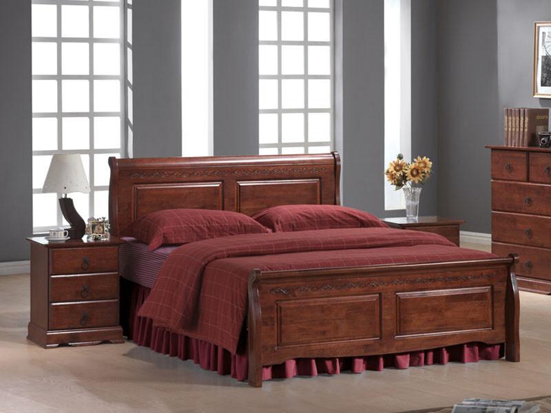 Кровать двуспальная 180 * 200 Boston Signal/ Ліжко двоспальне 180*200 Boston Signal