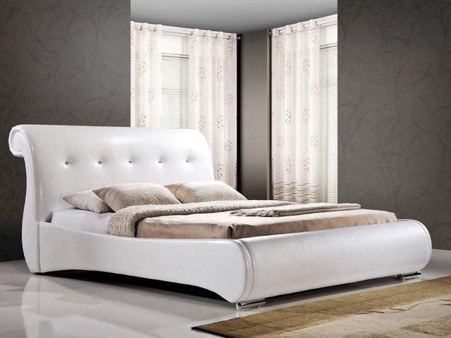 "Кровать двухспальная ""Mokka"" Signal / М'яке ліжко Mokka Signal"