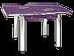 """Стол раскладной стеклянный """"GD-082"""" Signal, фото 5"""