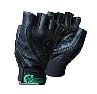 Перчатки Scitec Nutrition Green Style black/green