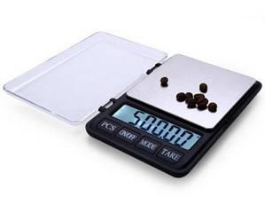 Ювелирные Весы XY-8007, 600г (0.01г)