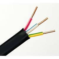 Трёхжильный кабель силовой с медными жилами ВВГ-П 3х2,5