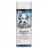 Шампунь для собак от перхоти и зуда медикаментозный Four Paws Medicated Shampoo 473 мл