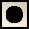 Рамка 1 постова, шампань-металік, Epsilon